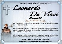 Manifesto Funebre Religioso - Modello San Francesco D'Assisi 05