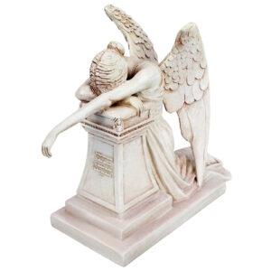 Statua monumentale Angelo del dolore