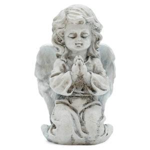 Statuetta decorativa a forma di Angelo Custode